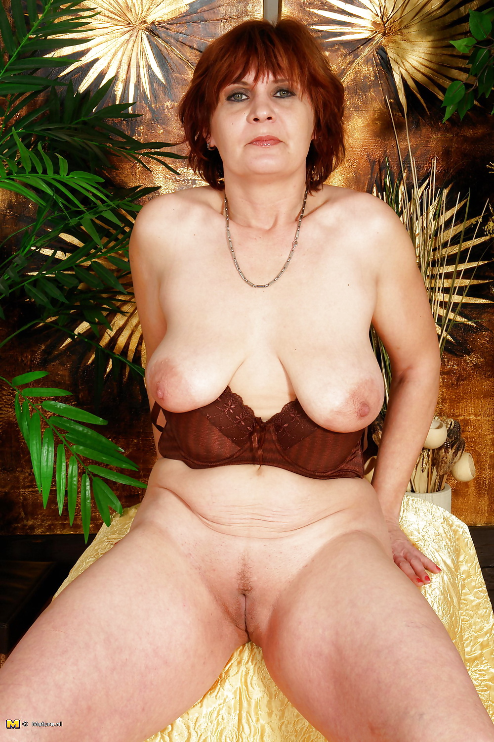 Tits Mother Mature Naked Gif