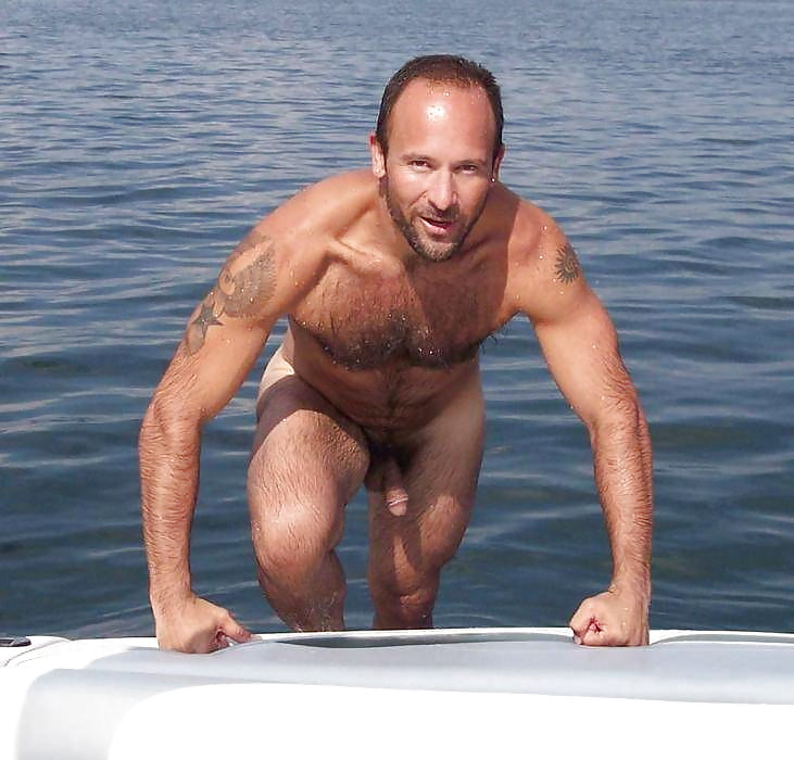 Pics videos guys boating naked — pic 10