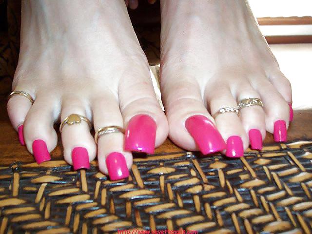 Feet Paradise Hot Amateur Foot Fetish Girls