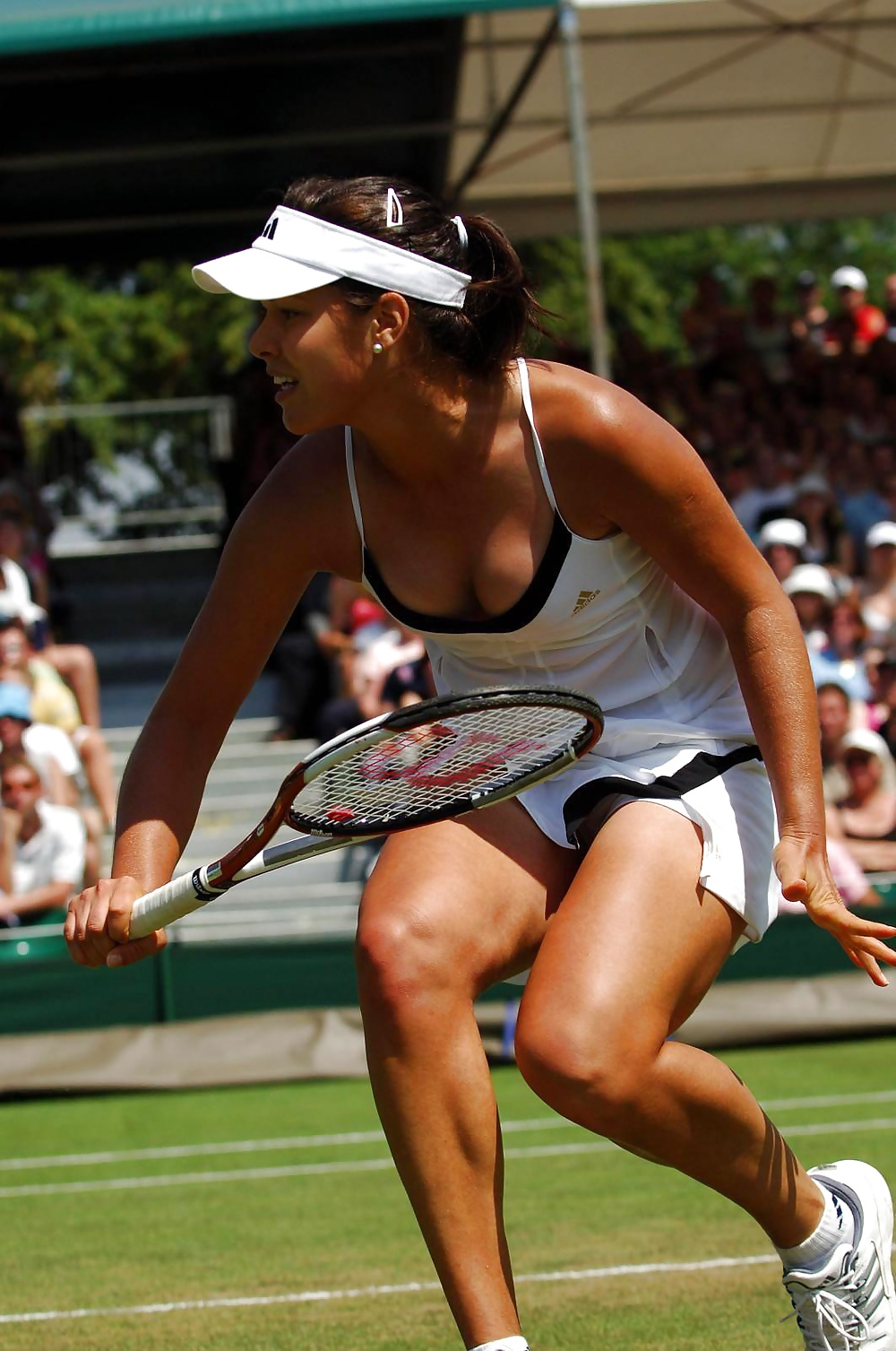 Ana ivanovic photos upskirt — photo 3