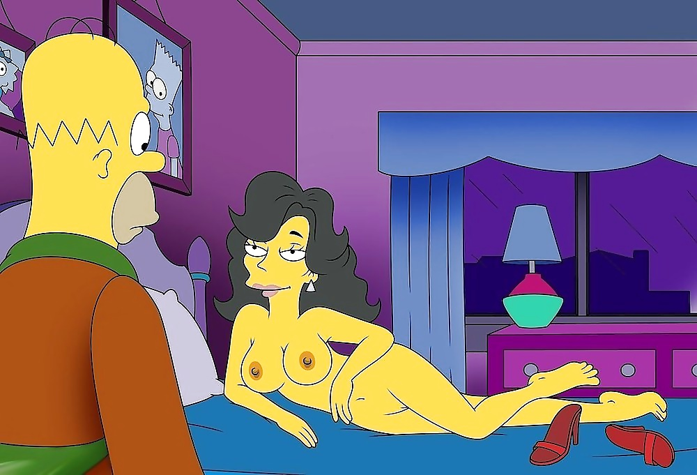 Bart and marge simpson fucking