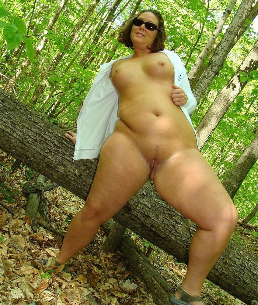 порно фото толстых в лесу - 5