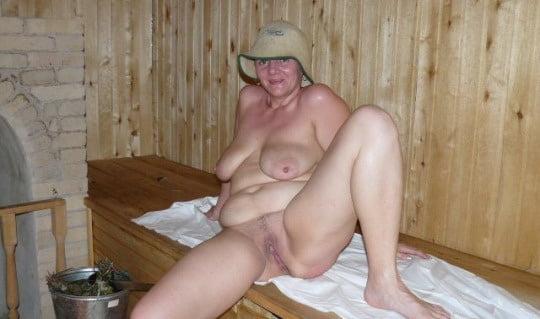 деревенские порно фото в бане русских