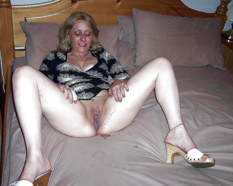 Creampie whore