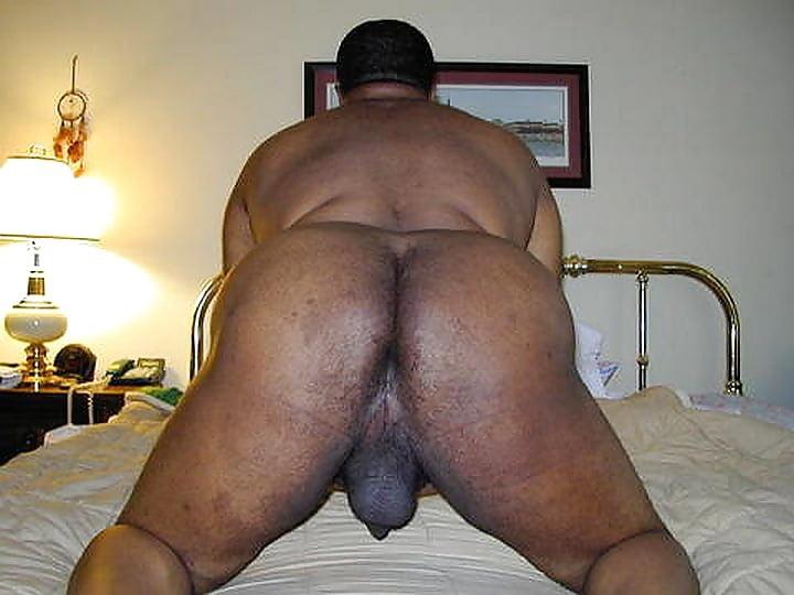 Fat black gay sex