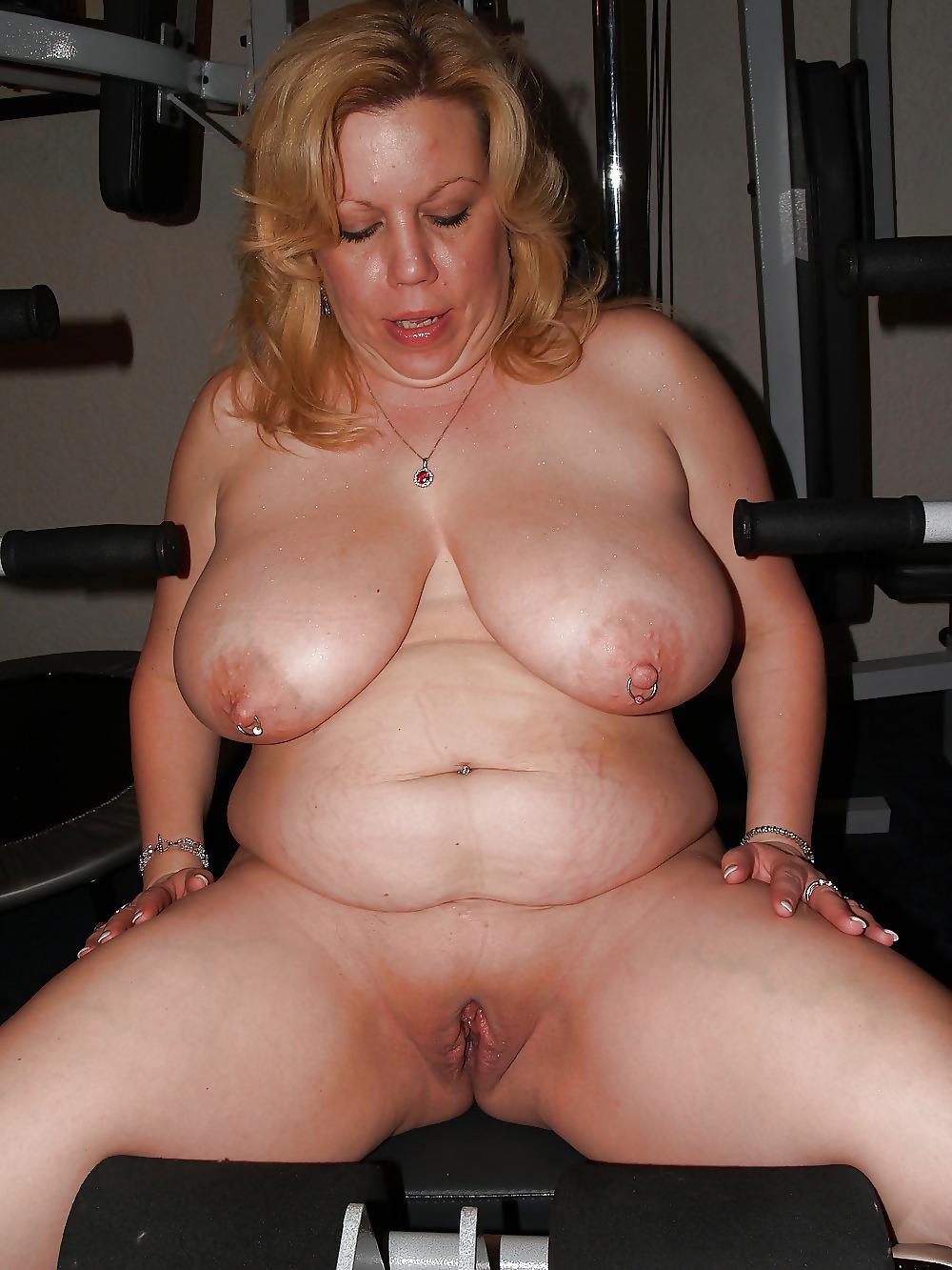 Mature Chubby Porn Pics