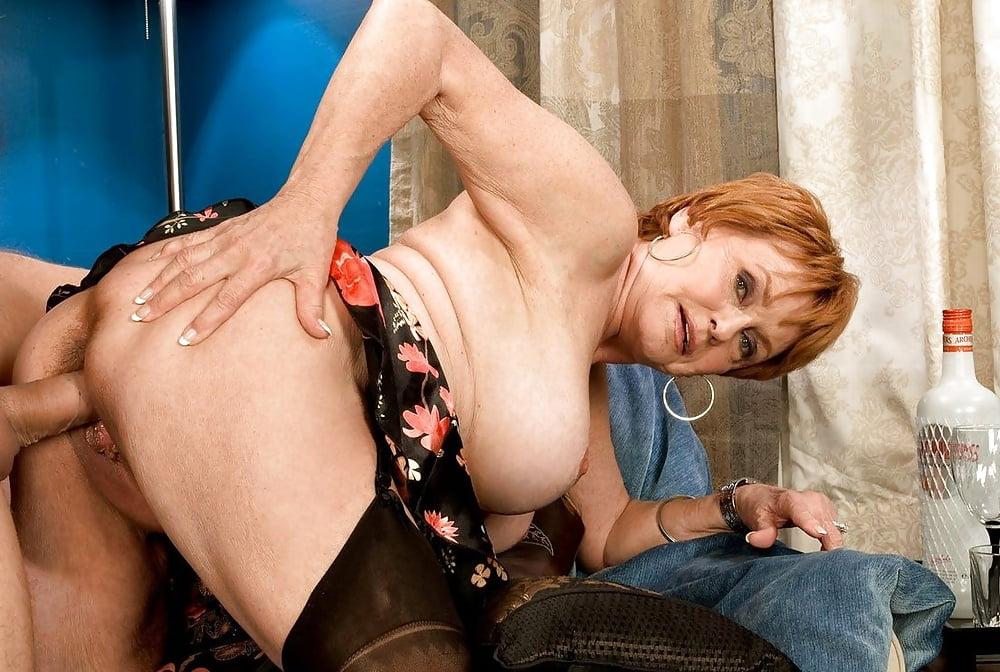 Тетя арина снова в бурном сексе — img 4