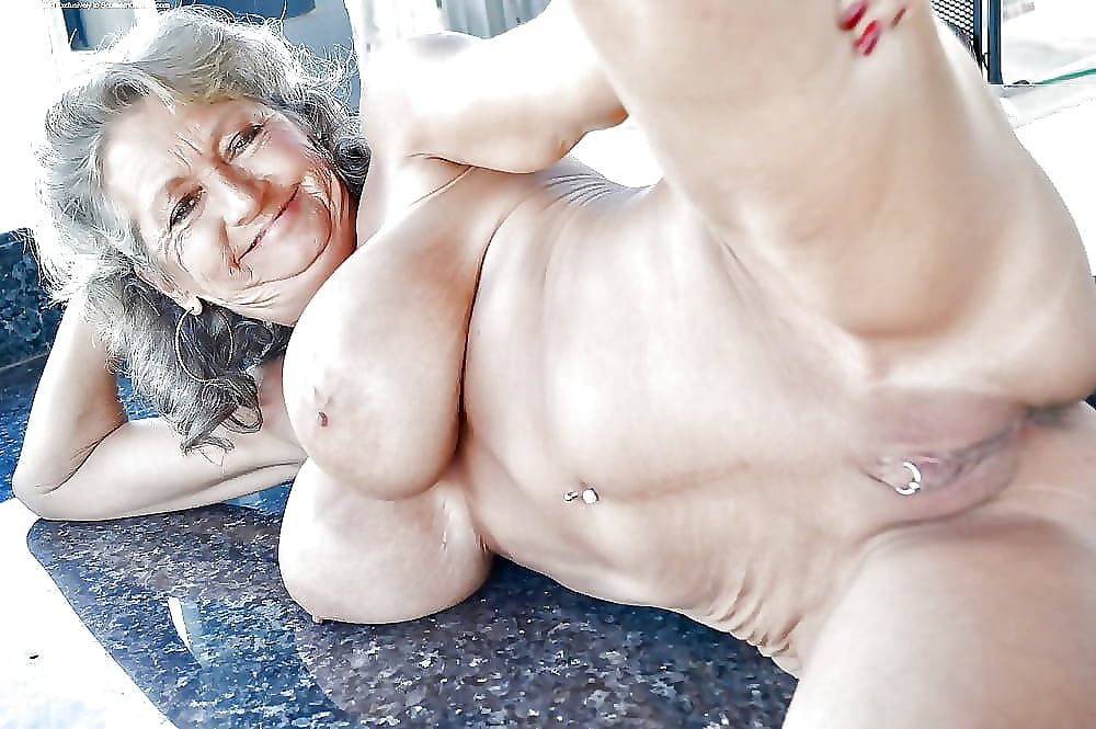 Very hot sexy nude grannies 2