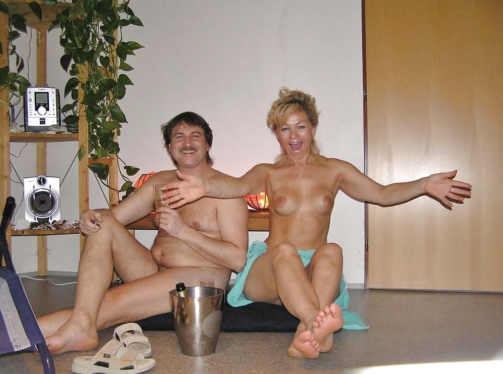 My parents are nudists
