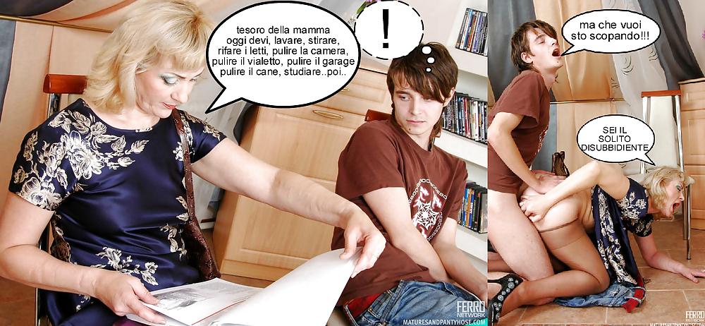 Italy porno chica Sexy