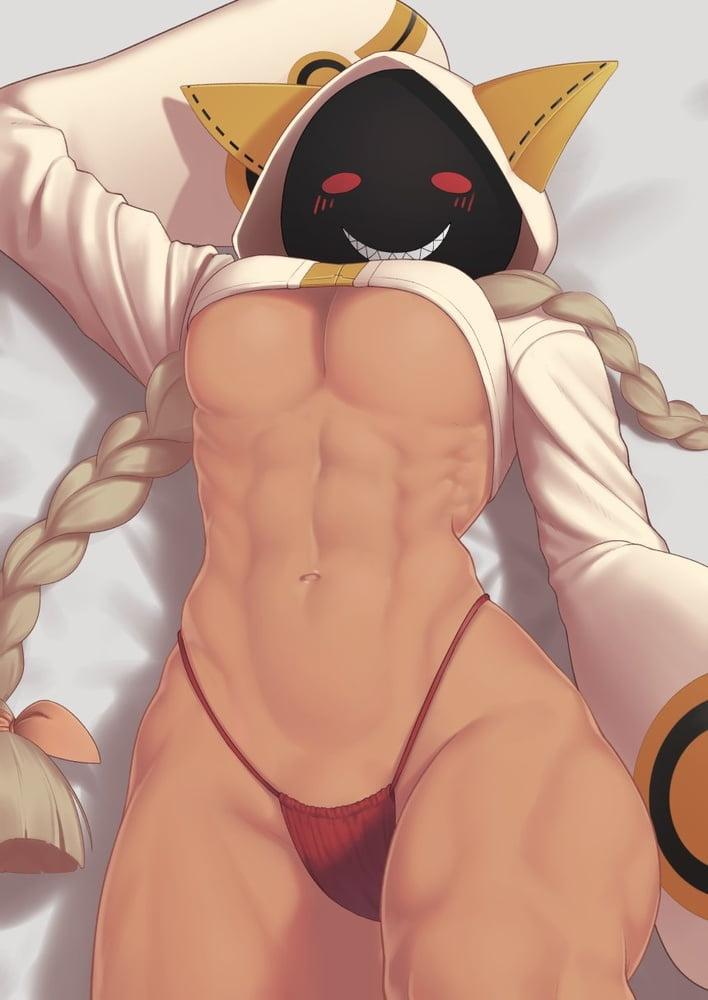 My taste in hentai- 35