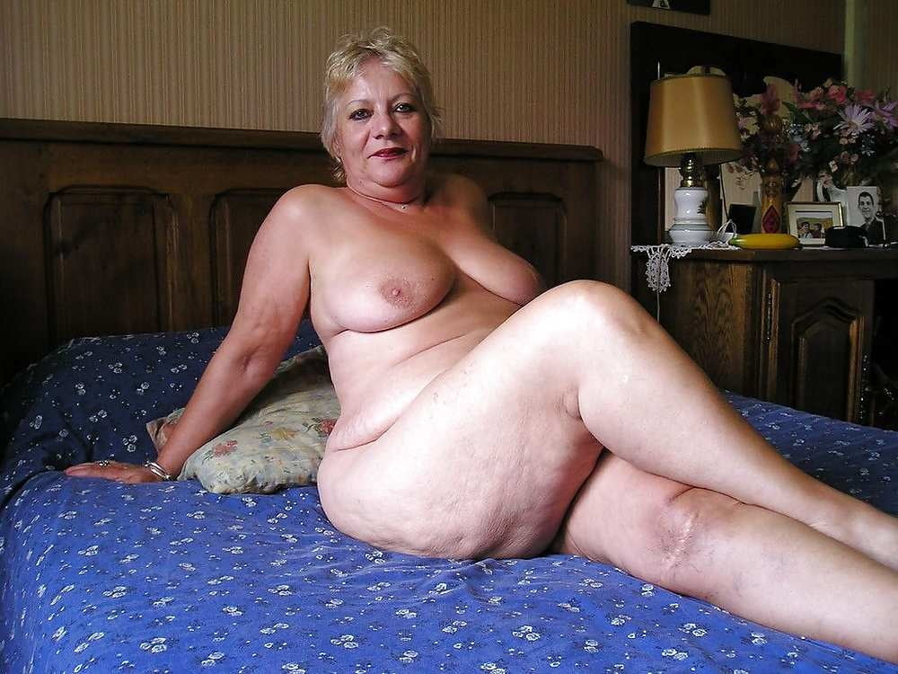 Naked bbw grannies — pic 10