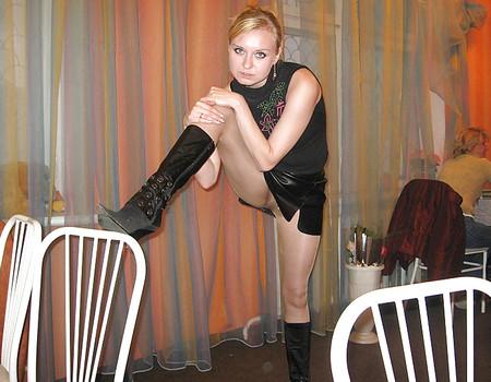 les salopes ( sexy legs non nude )
