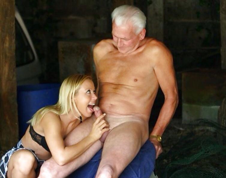 секса старик дрочит пизду молодой девушке собака