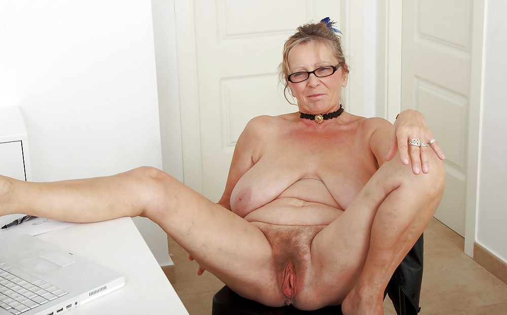 Nude older granny boobs teacher