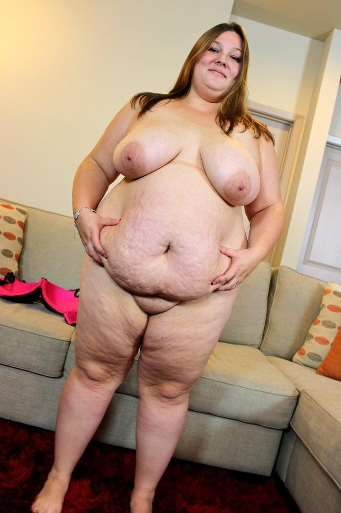 BBW Fat Belly Girls