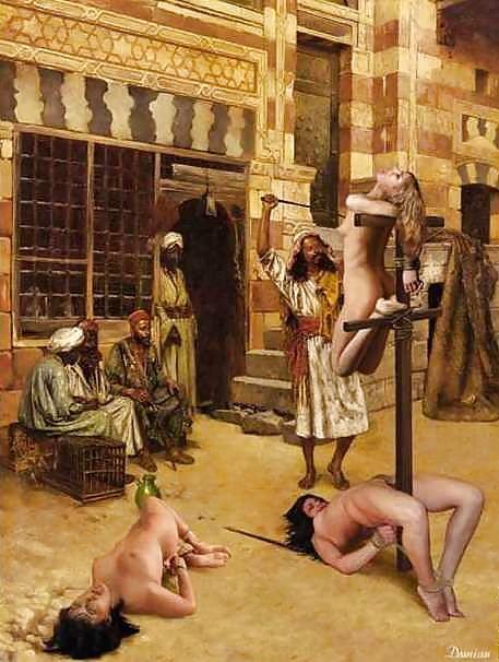сексуальное рабство у народов мира - 3
