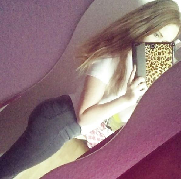 Chubby teen big butt-8238
