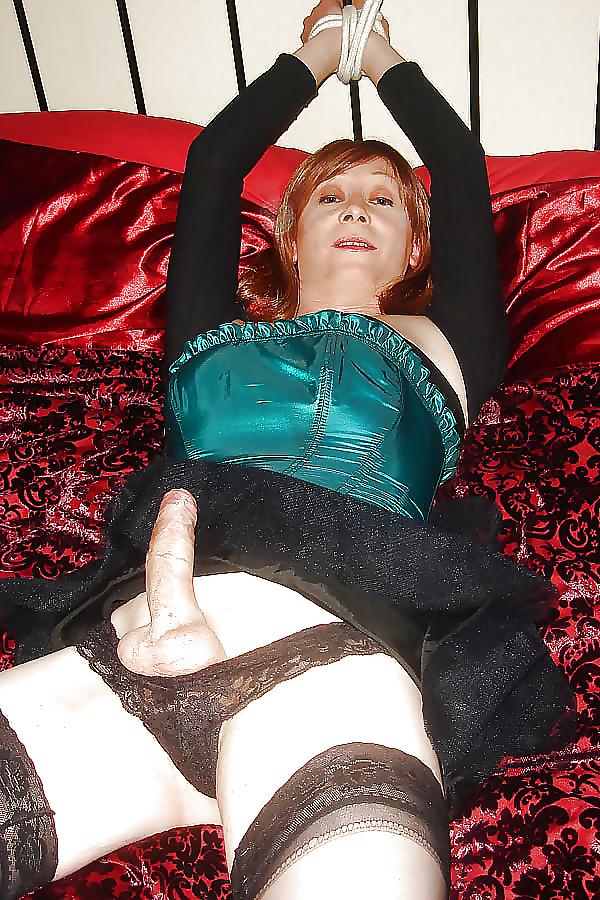 Young mature shemale bondage pics sex