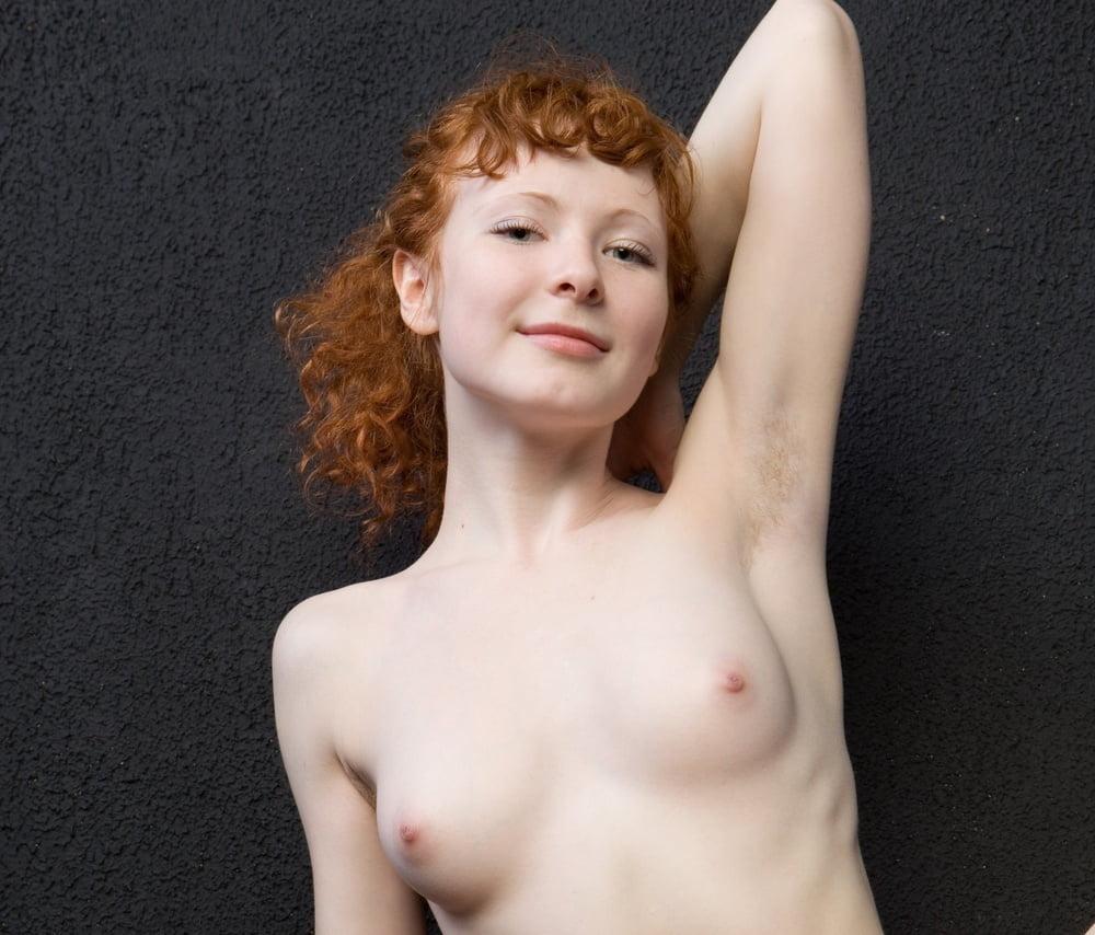 24 Hairy Armpits - 100 Pics