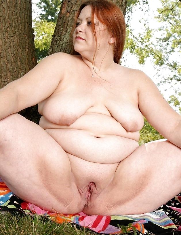 Bbw pussy naked
