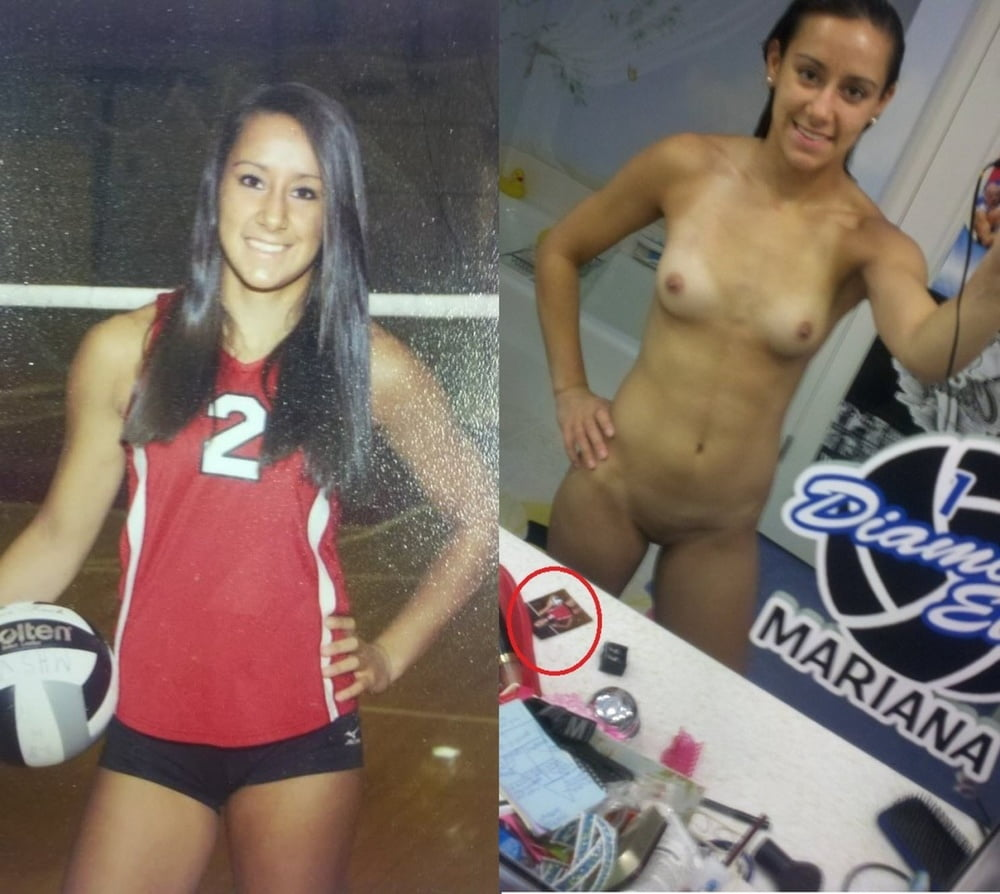 Naked teen girl volleyball players, teens wearing thongs pics