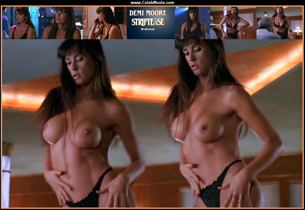Demi moore nude porn