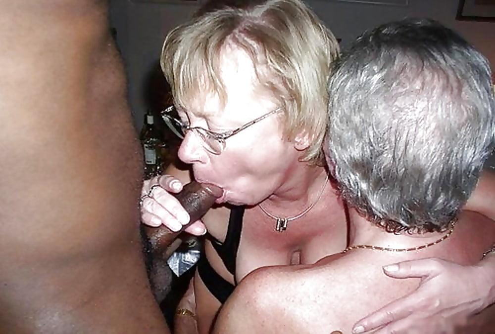 Cuckold nude granny