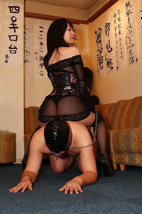 Femdom japanese tits — 5