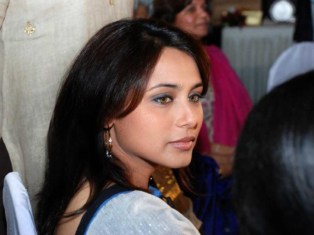 Rani mukherjee nude porn-4097