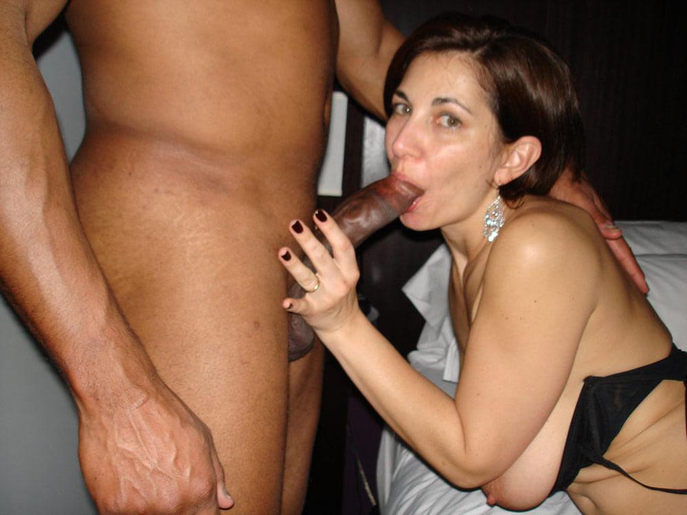 Beautiful Italian Girl Sucking A Cock