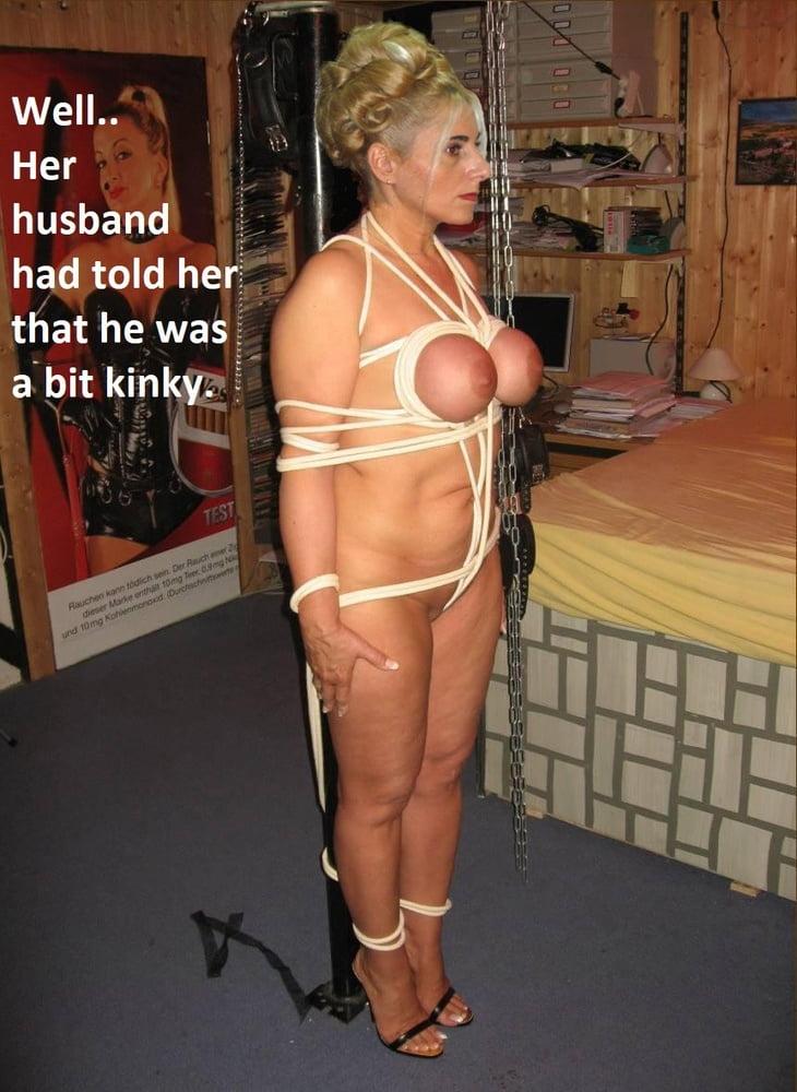 Sexy moms in bondage
