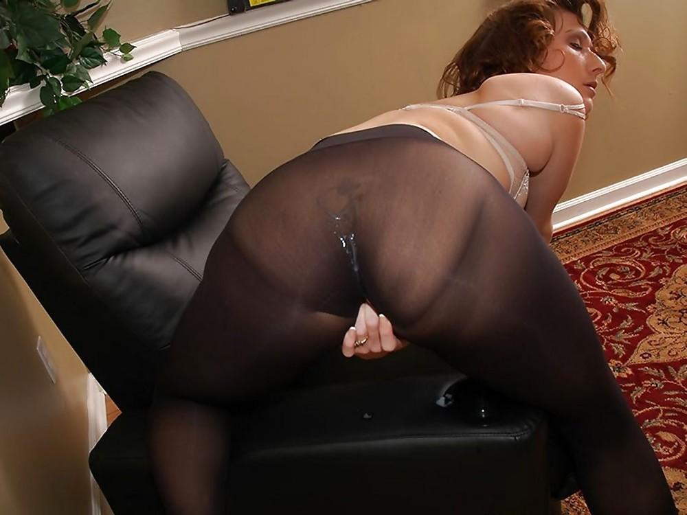 Pantyhose erotic