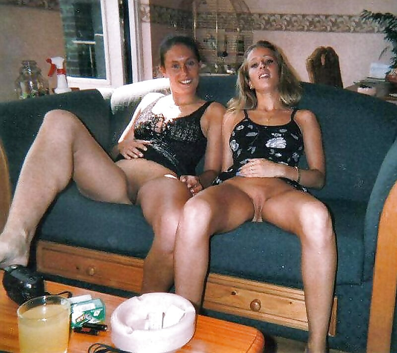 Real step mother shows son upskirt