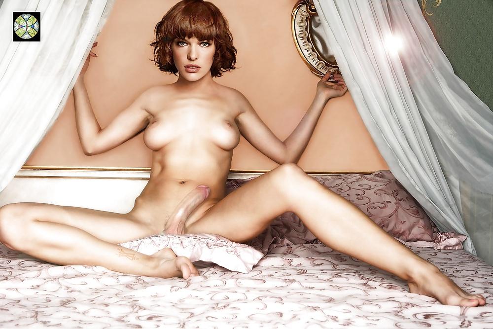 Milla Jovovich Blowjob Scandal