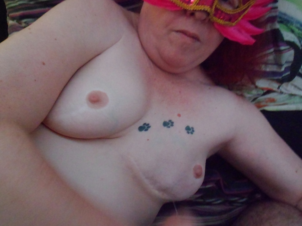 Very hairy mature women