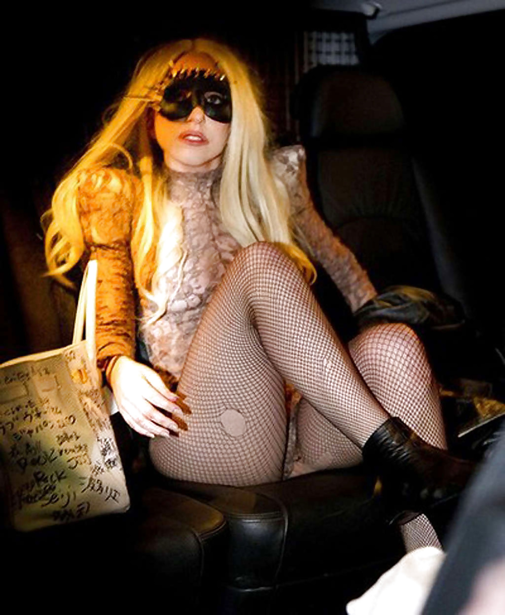 Well, Lady Gaga Given A Sex Doll Gift