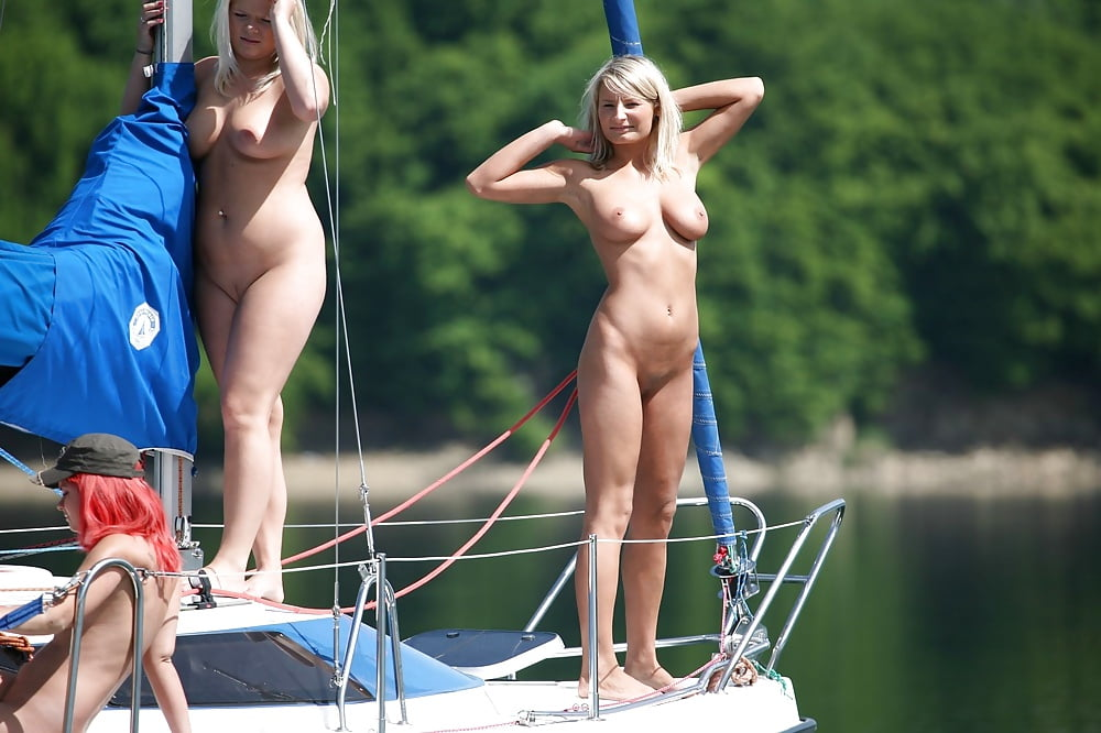Gay Nude Sailing Archives