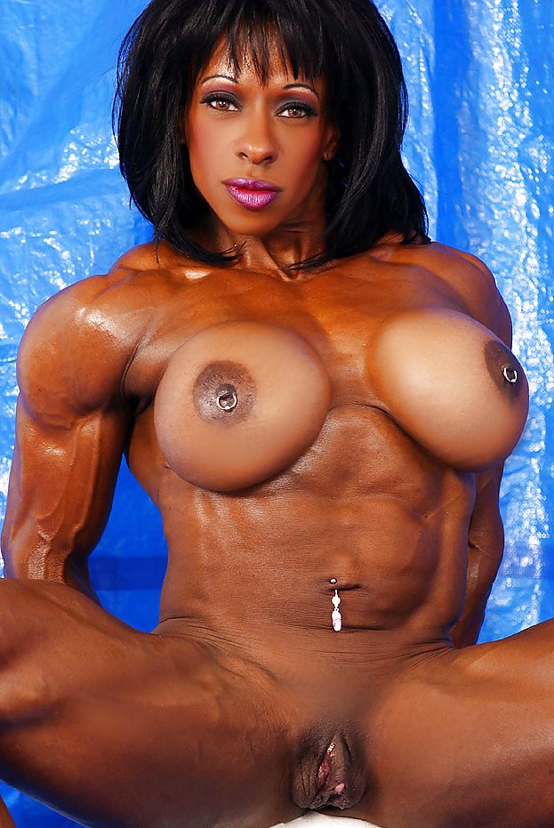 Female Bodybuilding And Muscular Fetish