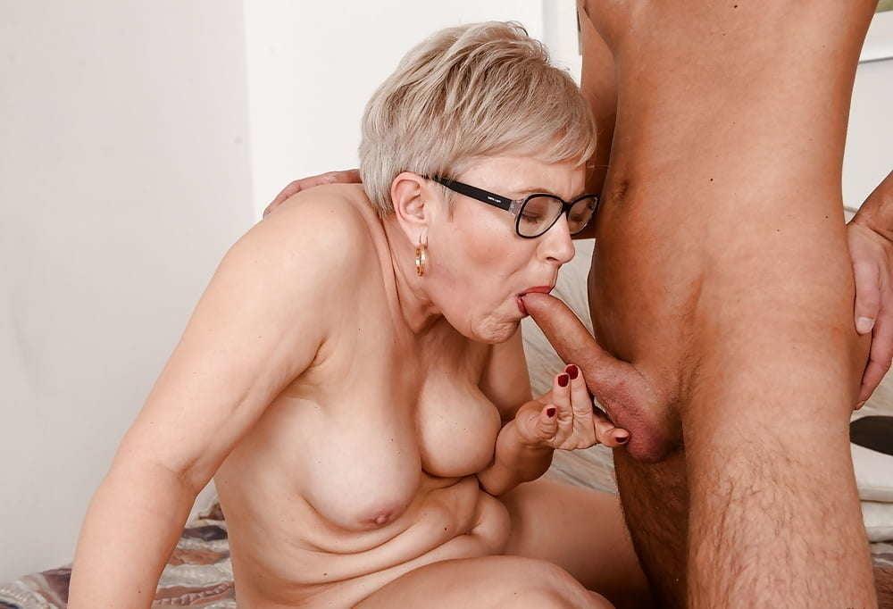Crazy granny porn