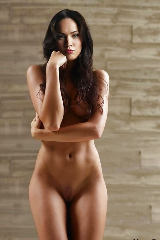 A Lot Of Hot Photos Of Nude And Horny Megan Fox