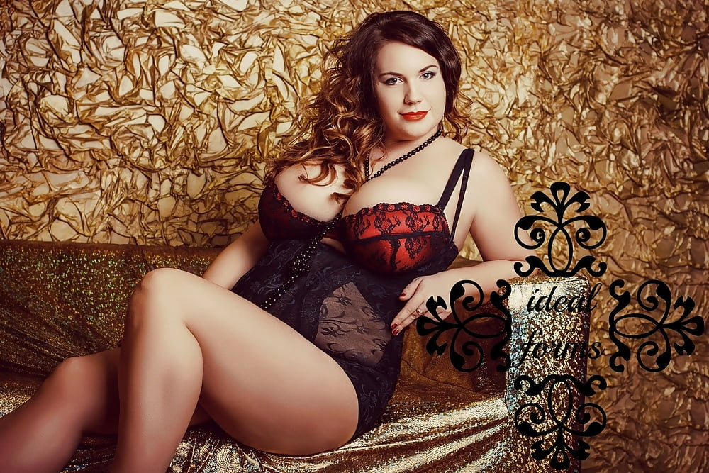 Do you have any pictures that can prove that plus size women models can be very sexy