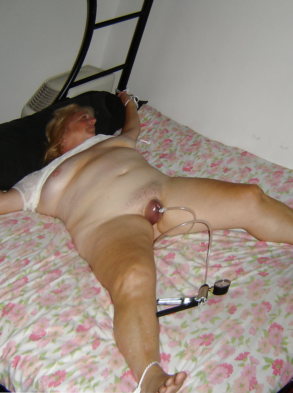 fuck Chubby tied
