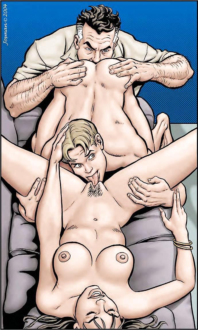toons Gay xxx