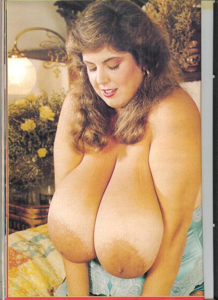 Susie Sparks Legendary Mega Boobs