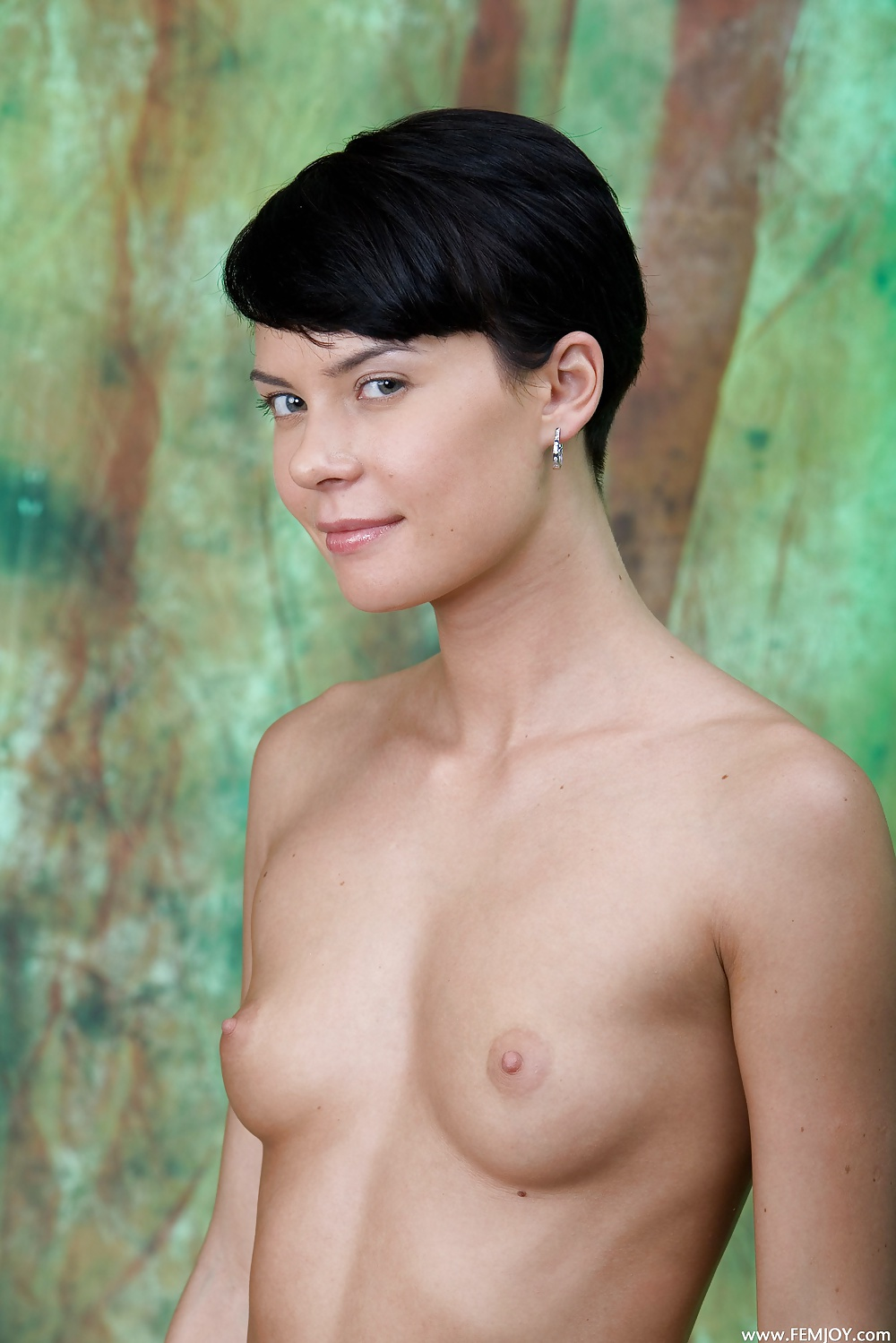 Short hair erotic galleries