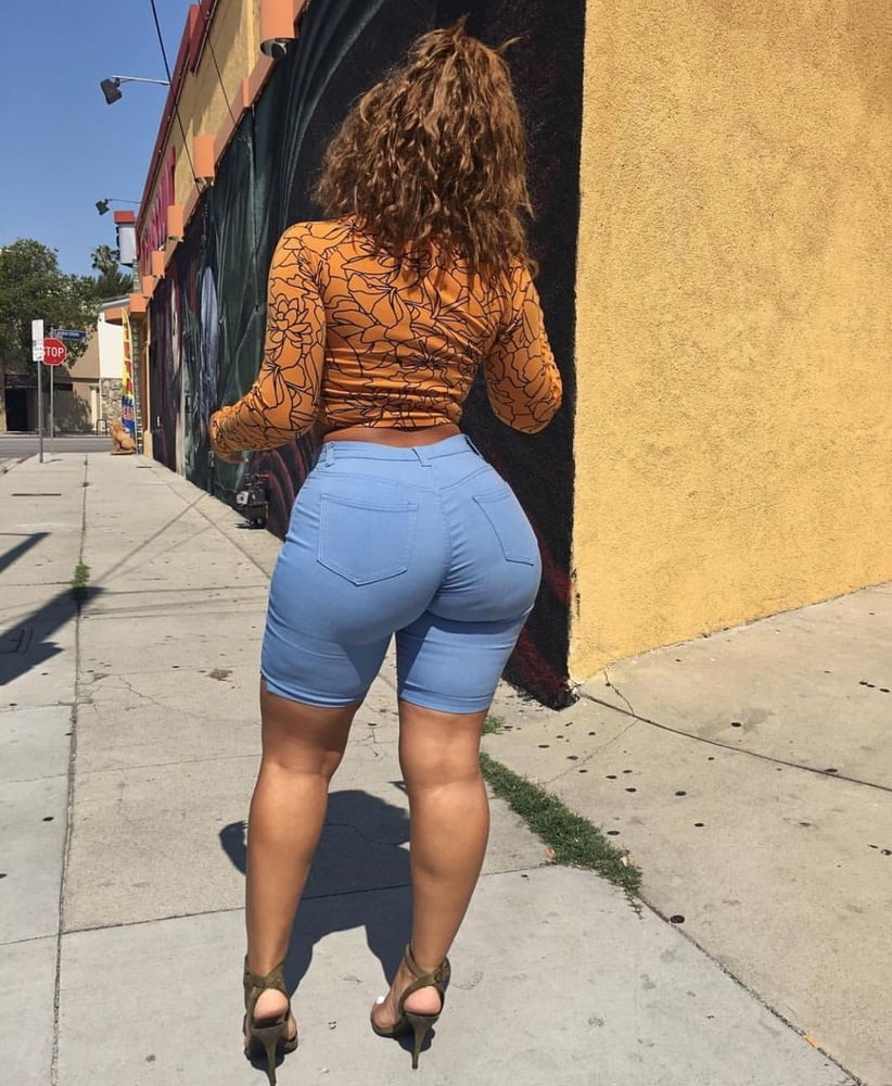 Why do most latina women have curvaceous body shapes compared to women