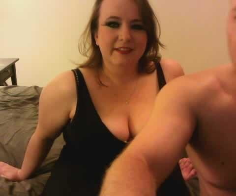 Screencaps from our first cam show - 25 Pics