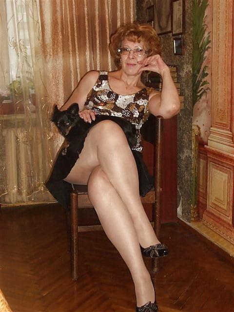 Фото голой русской старушки — photo 11
