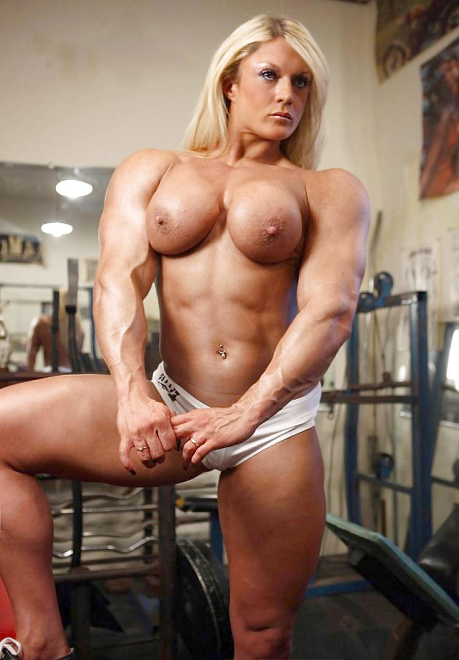 Female bodybuilder nude pics